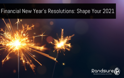 Financial New Years Resolutions: Shape your 2021