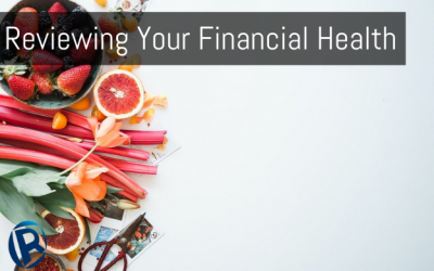 Reviewing your Financial Health
