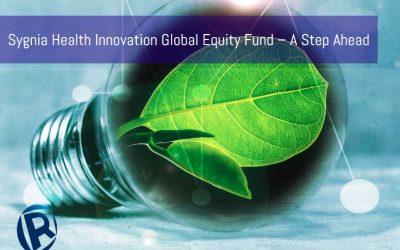 Sygnia Health Innovation Global Equity Fund – A Step Ahead